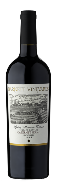 2018 Cabernet Franc, Spring Mountain District